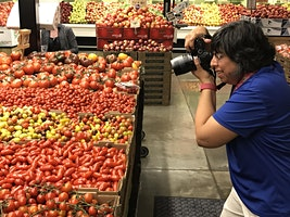 Fort Worth Foto Fest: Central Market Photowalk!