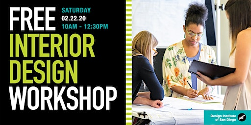Free Interior Design Workshop