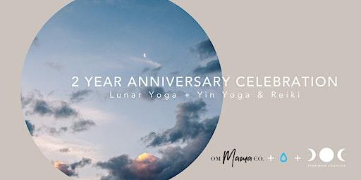 2 Year Anniversary Celebration