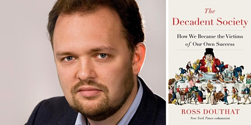 Ross Douthat at the Brattle Theatre