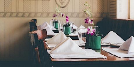 Literary Dinner with Spartanburg Author Susan Zurenda tickets