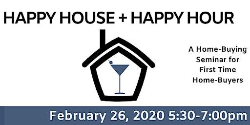 Happy Home + Happy Hour