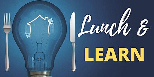 Lunch & Learn Home Buyers Seminar
