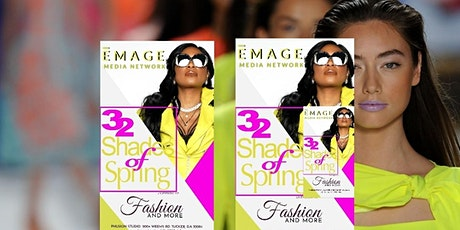 32 Shades of Spring Fashion tickets