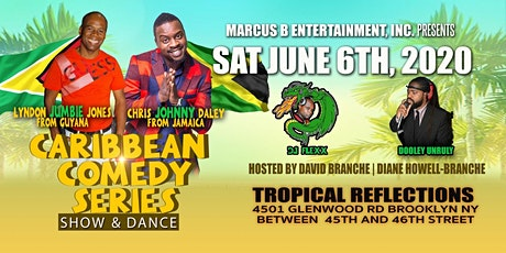 Caribbean Comedy Series/New York tickets