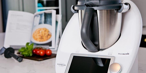 """""""First Class with Thermomix"""" cooking class"""