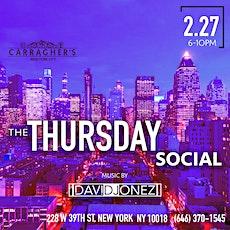 The Thursday Social tickets