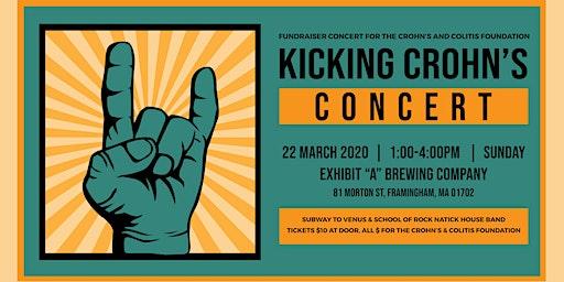 Kicking Crohn's Concert