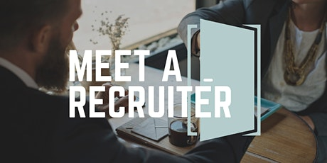 Meet A Recruiter Auckland (Auckland City) - Your chance to meet a Recruiter one-on-one tickets