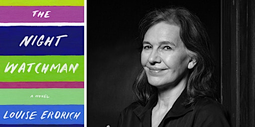 Louise Erdrich at the Brattle Theatre