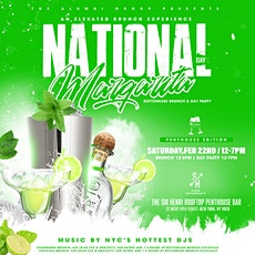 National Margarita Day - Bottomless Margarita Brunch & Day Party tickets