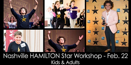 HAMILTON Workshop with HAMILTON Star, Andrew Chappelle in Nashville, TN tickets