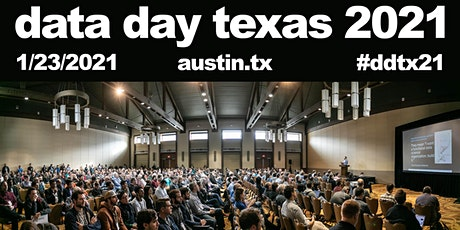 Data Day Texas 2021 tickets