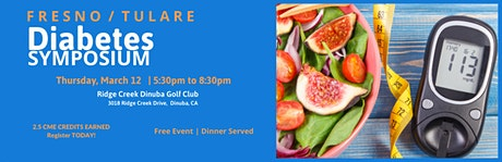 Fresno Tulare Diabetes Symposium  tickets