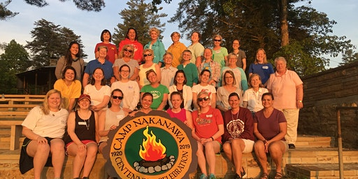 2020 Camp Nakanawa TIES Service Weekend