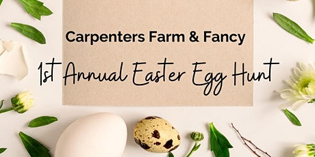 Easter Egg Hunt tickets