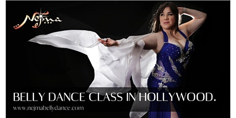 Beginner Bellydance course in Hollywood - 7 week tickets