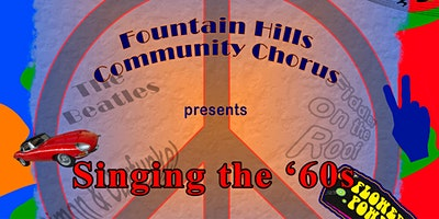Fountain Hills Community Chorus 2020 Spring Concerts