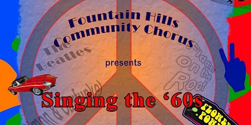 Fountain Hills Community Chorus 2020 Spring Concerts