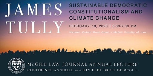 Sustainable Democratic Constitutionalism and Climate Change