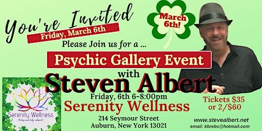 Steven Albert: Psychic Gallery Event - Serenity 3/6