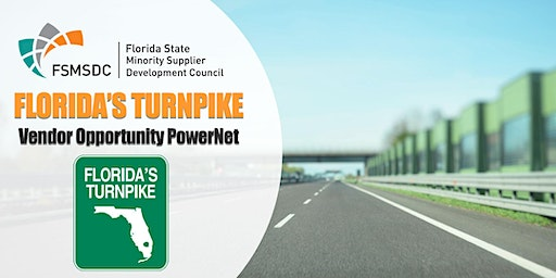 Florida's Turnpike Vendor Opportunity PowerNet 2020
