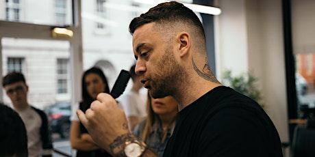 Cut & Sew  Barber workshop : KERRY  tickets