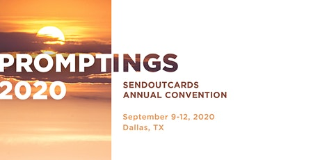 SendOutCards Annual Convention tickets