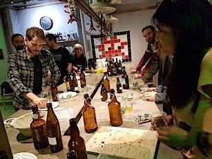 Brassage amateur : rencontre, échange et bières maison  billets