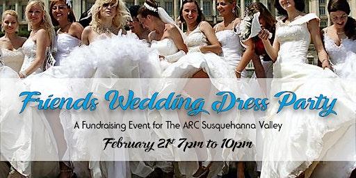 Friends Wedding Dress Party at Spyglass