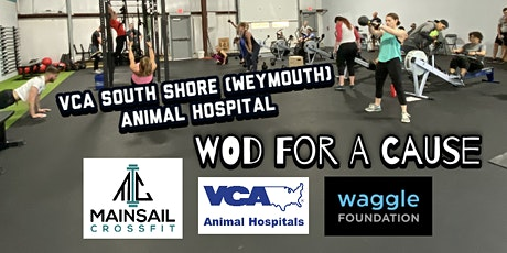 VCA WOD FOR A CAUSE tickets
