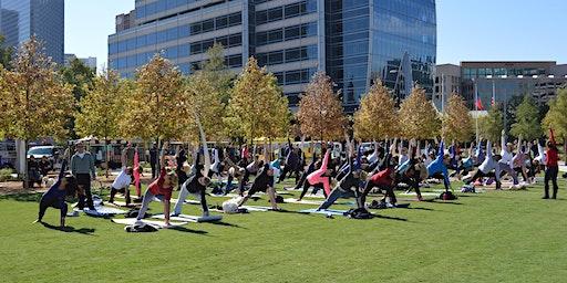 Yoga with Dallas Yoga Center