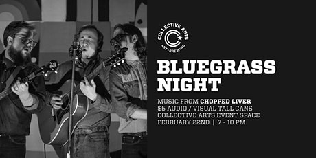 February Bluegrass Night tickets
