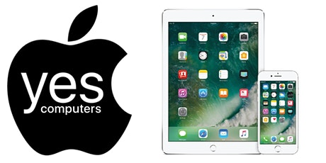 iOS Basics: Get to know your iPhone and iPad tickets