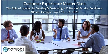 CUSTOMER EXPERIENCE Master Class tickets