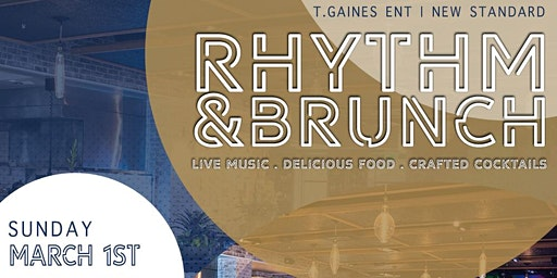 Rhythm & Brunch @ Dexter's New Standard