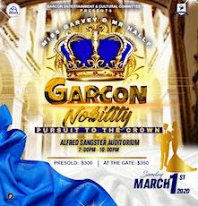 Garcon Pageant tickets