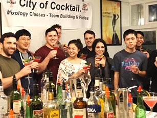 Mixology Workshop with CityOfCocktail™ - Friday Mar13th - Friends Nite Out tickets