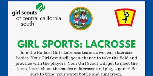 Girl Sports: Lacrosse - Fresno