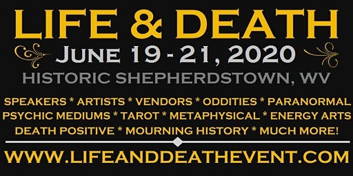 Life & Death Event - Shepherdstown, WV