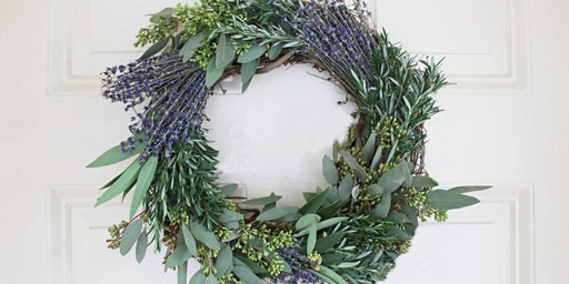 Lakeside Lavender Wreath Workshop Day 2