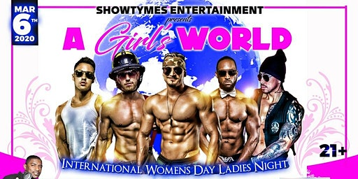 Ladies Night Magic Mike Event