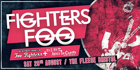 Fighters Foo + Dirt (Alice In Chains Tribute) tickets