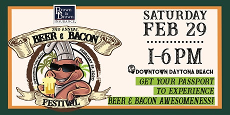 2nd Annual Beer & Bacon Festival tickets