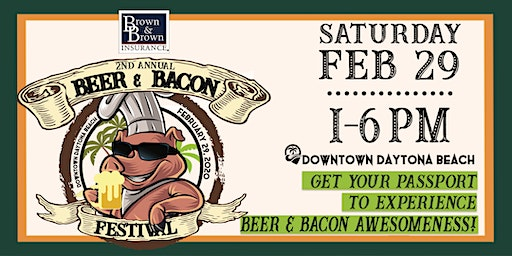 2nd Annual Beer & Bacon Festival