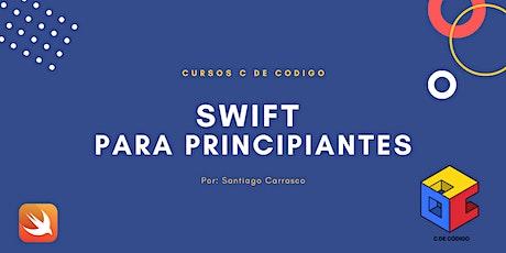 Swift para principiantes boletos