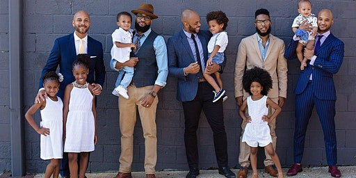 Black Dads of the Bay Meetup