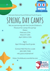 April Day  Camps tickets