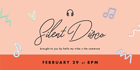 Silent Disco at The Commune tickets