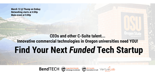 Find Your Next Funded Tech Startup